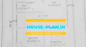 house plan 24×30 ground floor