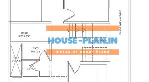 south facing house plan with vastu