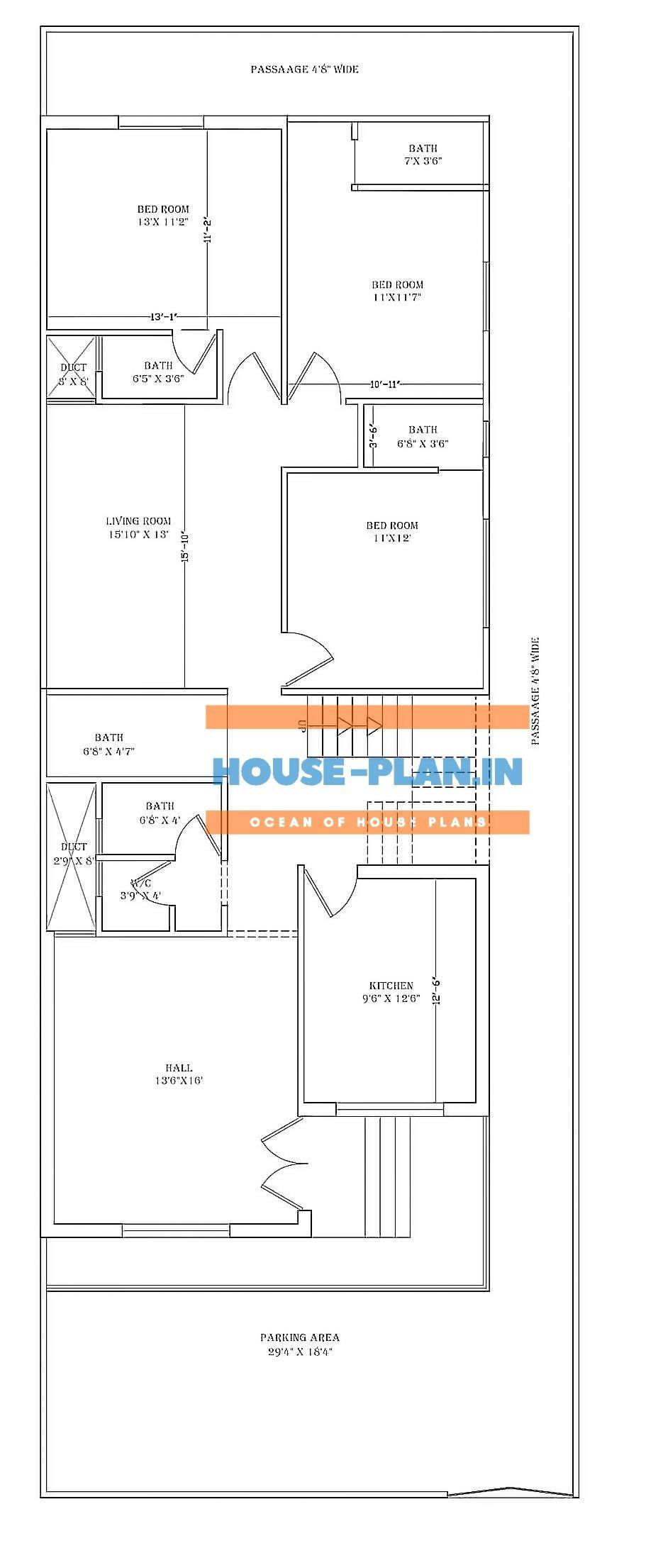 south facing house plan with vastu