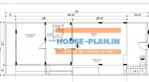 vastu plan for south facing house